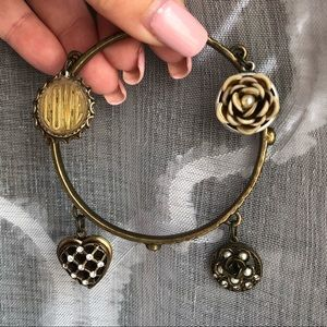 Sweet Romance ❤️ LOVE ❤️ Bangle Bracelet- NWOT